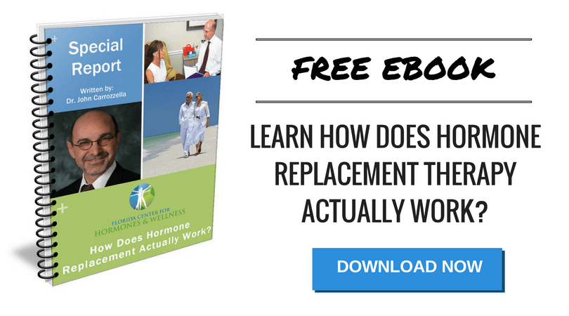 Learn How Hormone Replacement Actually Work